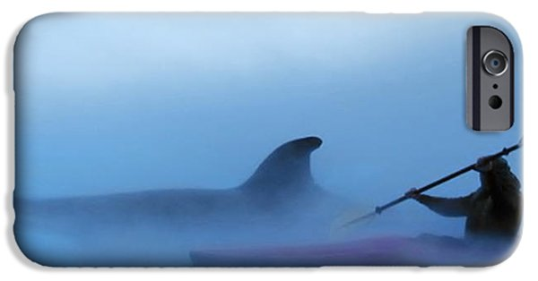 Recently Sold -  - Mist iPhone Cases - Companions in the Mist iPhone Case by Claudio Bacinello
