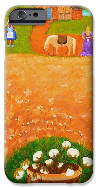 Company Come To Call iPhone Case by Nina Stephens