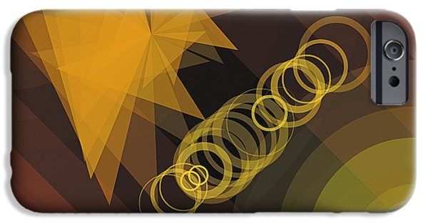 Neo-plasticism iPhone Cases - Composition 29 iPhone Case by Terry Reynoldson
