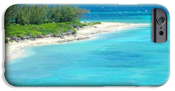 Shore Excursion iPhone Cases - Conch Cape iPhone Case by Randall Weidner