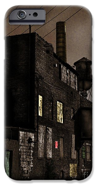 Condemned iPhone Case by Colleen Kammerer