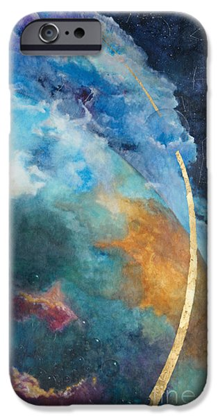 Constellations iPhone Case by Cheryl Myrbo