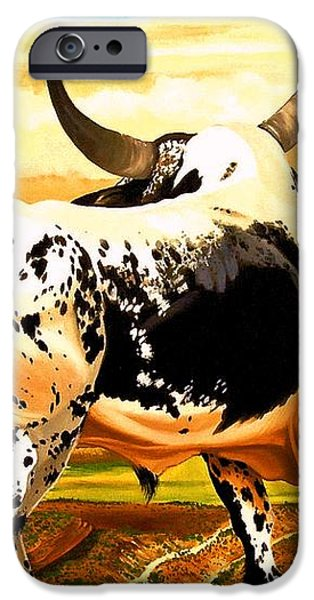 Contemplated Journey iPhone Case by Cheryl Poland