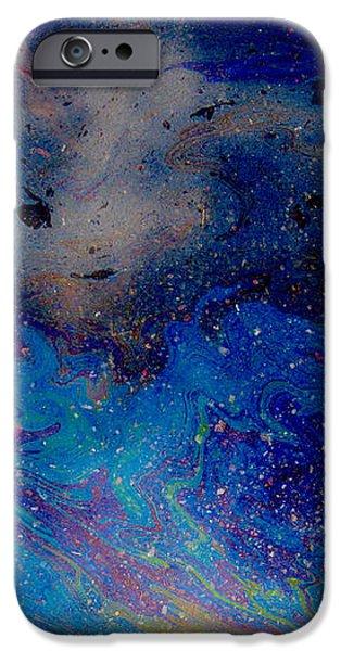 Contemplation iPhone Case by Samuel Sheats