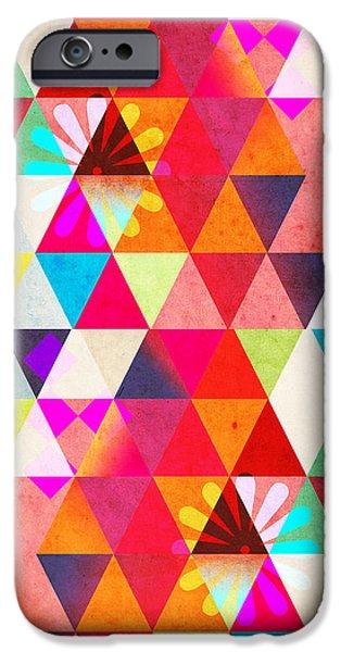 contemporary 2 iPhone Case by Mark Ashkenazi