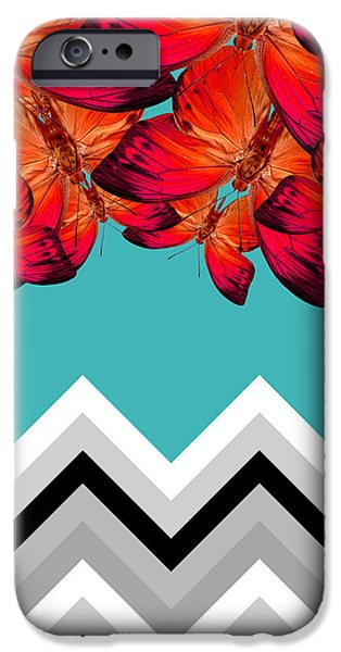 contemporary design iPhone Case by Mark Ashkenazi