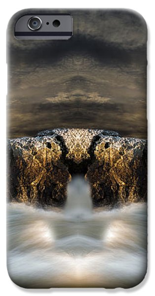 Convergence  iPhone Case by Bob Orsillo