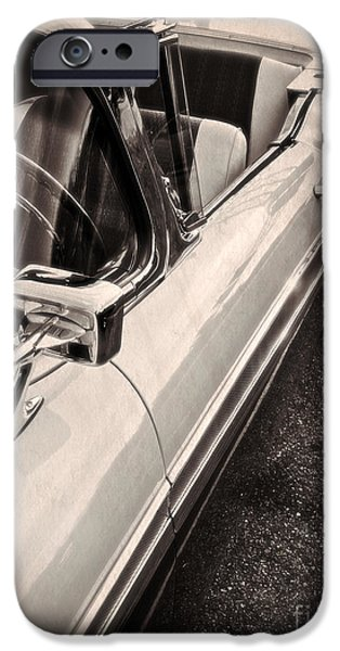 Convertible iPhone Cases - Convertible Dreams iPhone Case by Edward Fielding