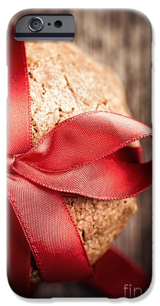 Cookie iPhone Cases - Cookie gift iPhone Case by Jane Rix