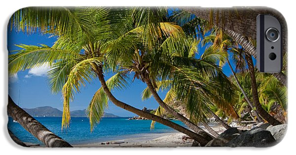 3scape Photos iPhone Cases - Cooper Island iPhone Case by Adam Romanowicz
