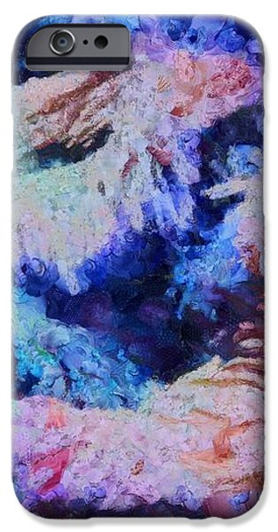 Coral Heaven iPhone Case by Dan Sproul