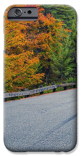 Corbin Covered Bridge Vermont iPhone Case by Edward Fielding