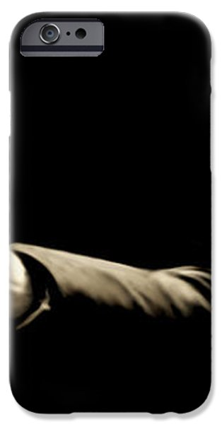 Corleone iPhone Case by Laurence Adamson