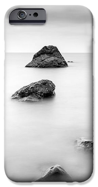 Cornish Seascape  iPhone Case by John Farnan