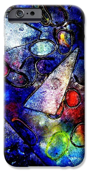 Original Acrylic iPhone Cases - Cornucopia iPhone Case by John  Nolan
