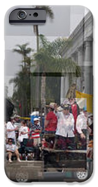 Coronado Fourth of July Parade iPhone Case by Stephen Farley
