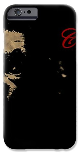 Count Dracula Visits Halifax iPhone Case by John Malone