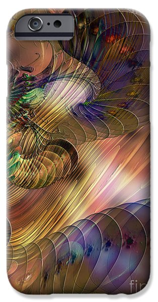 Counterpoint iPhone Cases - Counterpoint iPhone Case by John Robert Beck