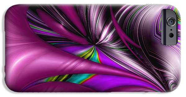 """texas Artist"" iPhone Cases - Counterpoint iPhone Case by Wendy J St Christopher"