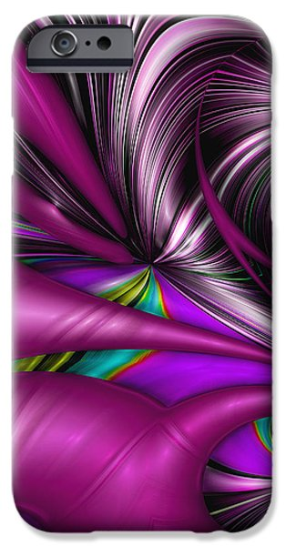 Counterpoint iPhone Case by Wendy J St Christopher