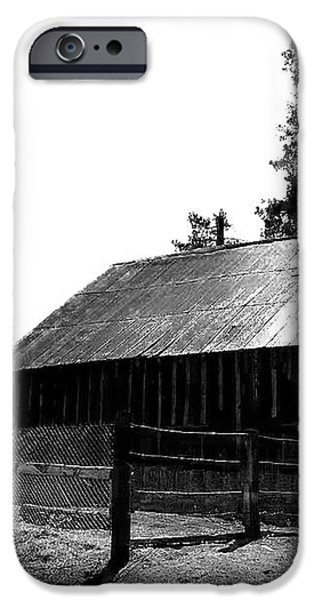 Country Living iPhone Case by Camille Lopez