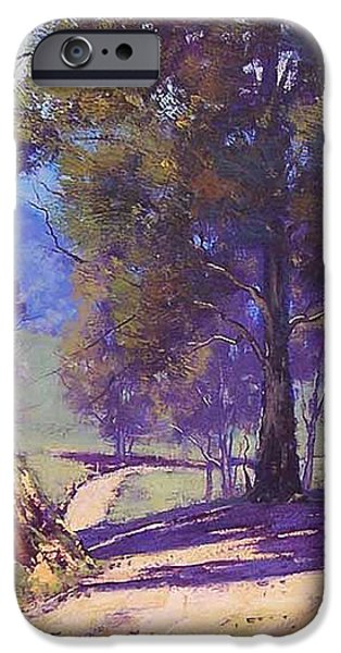 Country Road Oberon iPhone Case by Graham Gercken