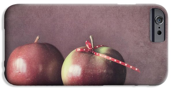 Apple iPhone Cases - Couple iPhone Case by Priska Wettstein