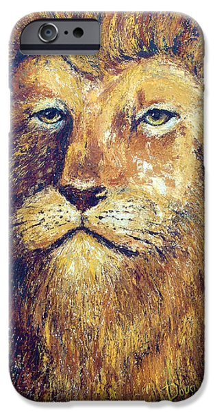 Courage iPhone Case by Doug Kreuger