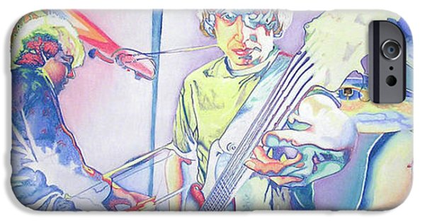 Famous Musician iPhone Cases - Coventry Phish iPhone Case by Joshua Morton