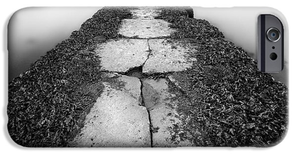 East Coast iPhone Cases - Cracked iPhone Case by John Farnan