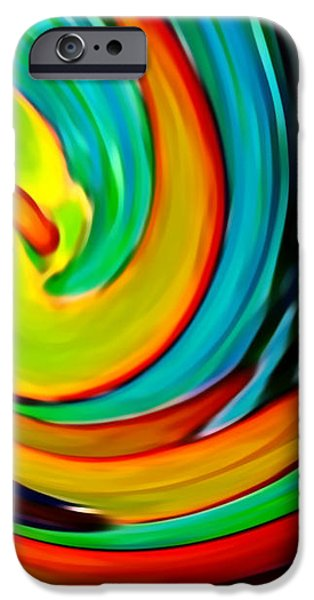 Crashing Wave iPhone Case by Amy Vangsgard