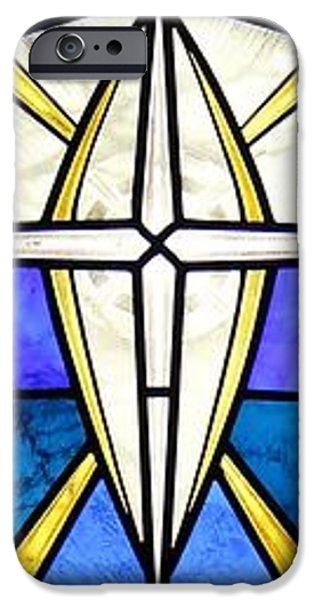 Creation of the Stars iPhone Case by Gilroy Stained Glass