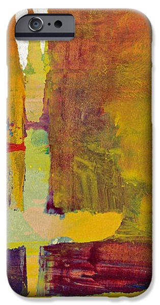 Crossing Over iPhone Case by Pat Saunders-White