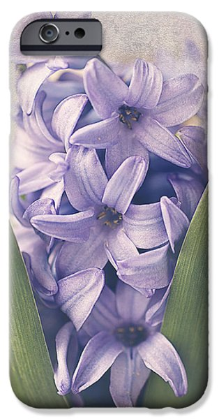 Faith Simbeck iPhone Cases - Crowded iPhone Case by Faith Simbeck