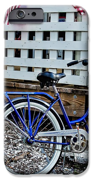 Cruiser iPhone Case by Ed Waldrop