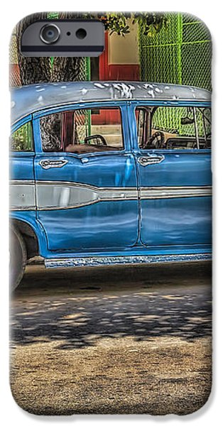 Cruisin Havana iPhone Case by Erik Brede