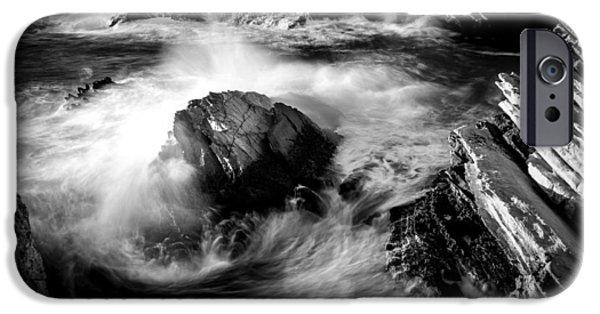 Edgar Laureano Photographs iPhone Cases - Cry iPhone Case by Edgar Laureano