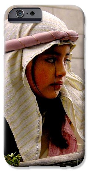 Cuenca Kids 335 iPhone Case by Al Bourassa