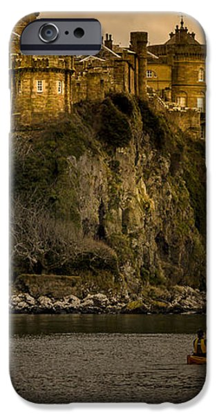 Culzean Castle Scotland iPhone Case by Alex Saunders