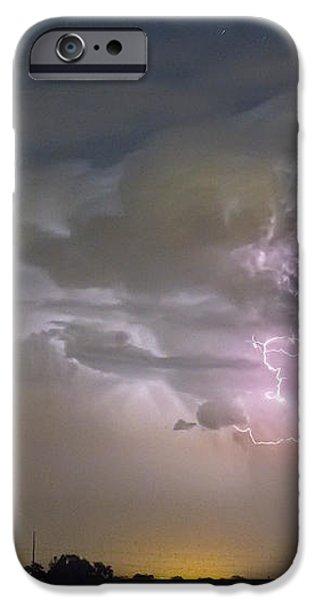 Cumulonimbus Cloud Explosion iPhone Case by James BO  Insogna