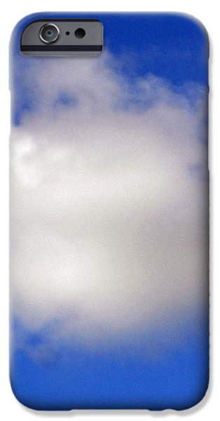 Cumulus and Cira iPhone Case by Lisa  Phillips