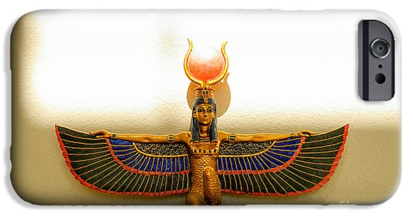 Hathor iPhone Cases - DA 20 a iPhone Case by  Otri  park
