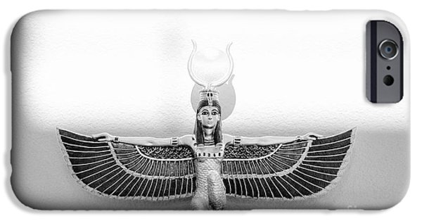 Hathor iPhone Cases - DA 20 b iPhone Case by  Otri  park