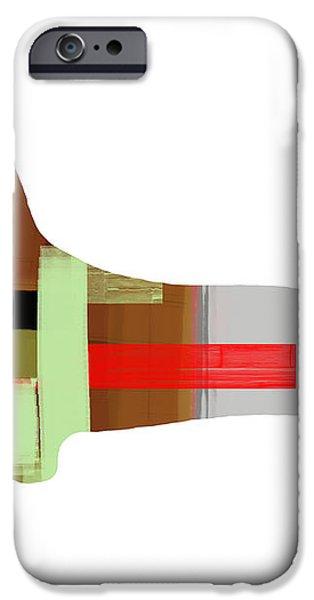 Dachshund iPhone Case by Naxart Studio