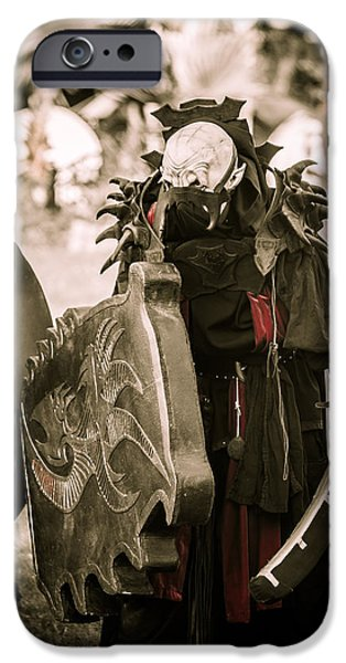 My Friend iPhone Cases - Dagorhir 2 iPhone Case by David Morefield