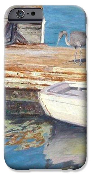 Dana Point Harbor Boats iPhone Case by Sharon Weaver