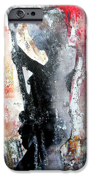 Thin iPhone Cases - Dancing In The Moonlight iPhone Case by Bri Buckley