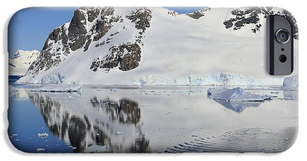Water Vessels iPhone Cases - Danco Island iPhone Case by Tony Beck