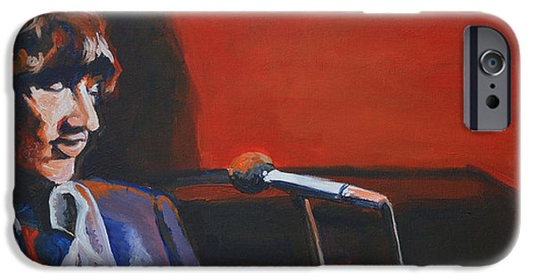 Bands On Stage iPhone Cases - Danko iPhone Case by Melissa O