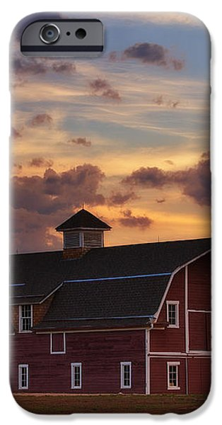 Danny's Barn iPhone Case by Darren  White